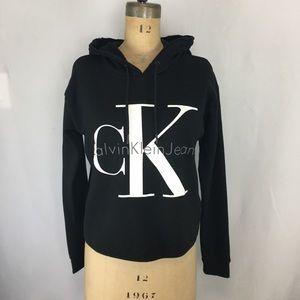 2/$26 🦋 CK Jeans Hoodie